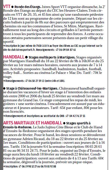 SPORTS DES CLUBS DE  MARSEILLE OU DE SA PERIPHERIE ........... - Page 2 208163481a