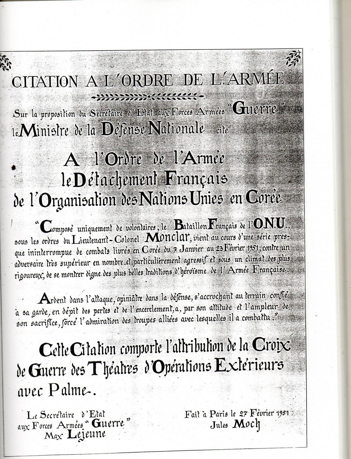 [OPÉRATIONS DE GUERRE] GUERRE DE CORÉE - TOME 2 - Page 3 208201971
