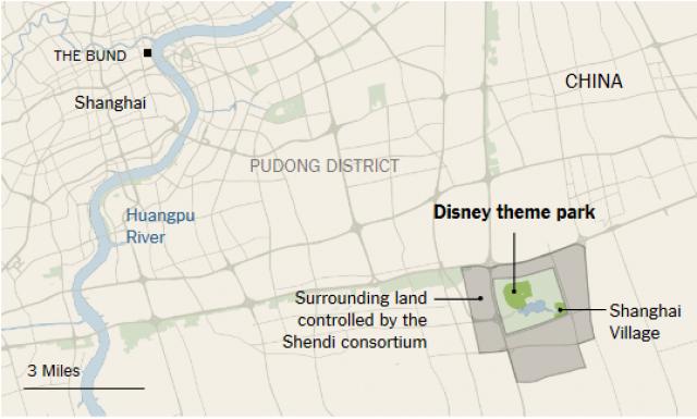 [Shanghai Disney Resort] Le Resort en général - le coin des petites infos  - Page 2 208203W161