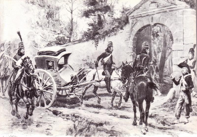 L'épopée Napoléonienne du 8 ème Régiment de Hussards  208603Historique8RHN11