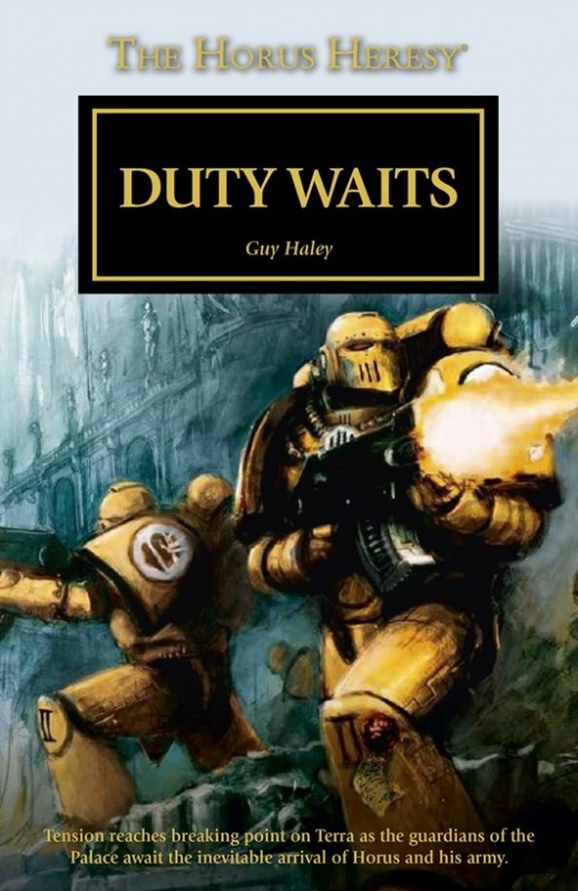 Black Library Advent Calendar 2017 209261BLPROCESSEDDutyWaitscover