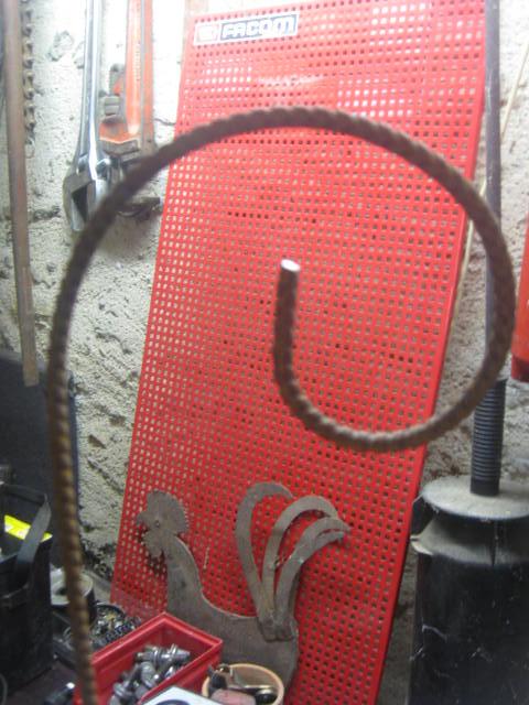 fabrication tuteur et porte etiquette 209448IMG3497