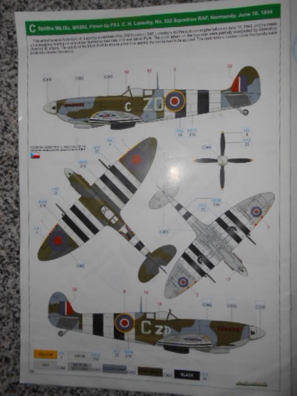 Spitfire juin 44 209545avion004