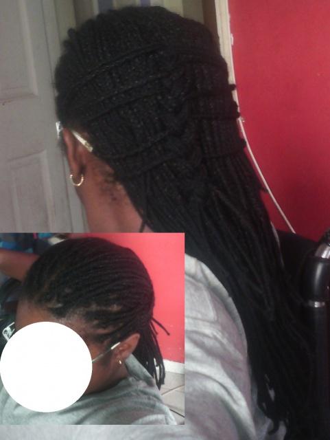 Yarn braids/Yarn twists 210559IMG201601050424