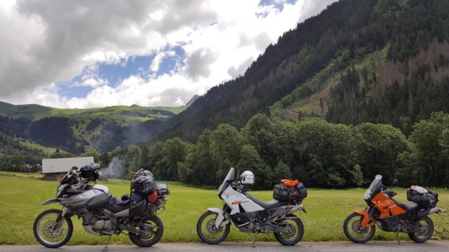 LC8 Rally western Alps - Stella alpina - Alpes Tour 2016  210596selectionalpesTour9