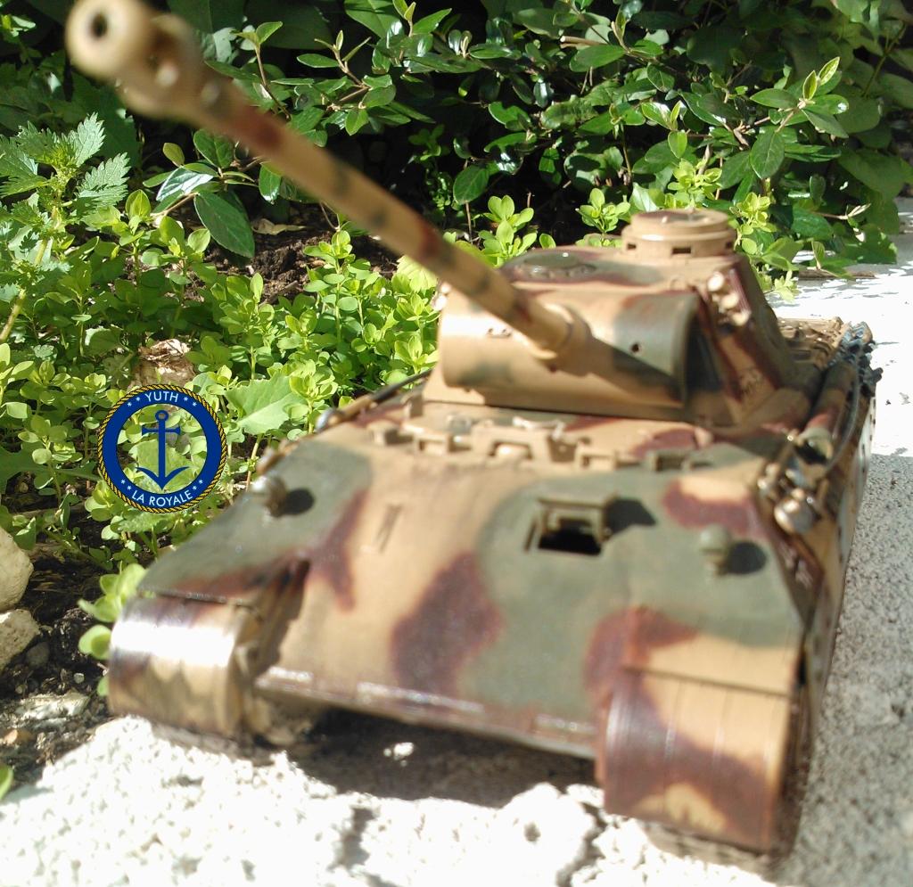 Panzerkampfwagen Panzer V Panther Ausf D. 210797panther42