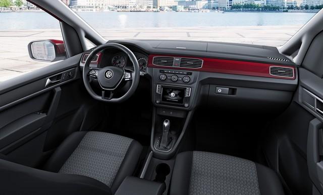 Le nouveau Caddy – toujours le meilleur choix  211002hd20150201vr002
