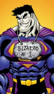 2. Super-vilains 211333Bizarro3