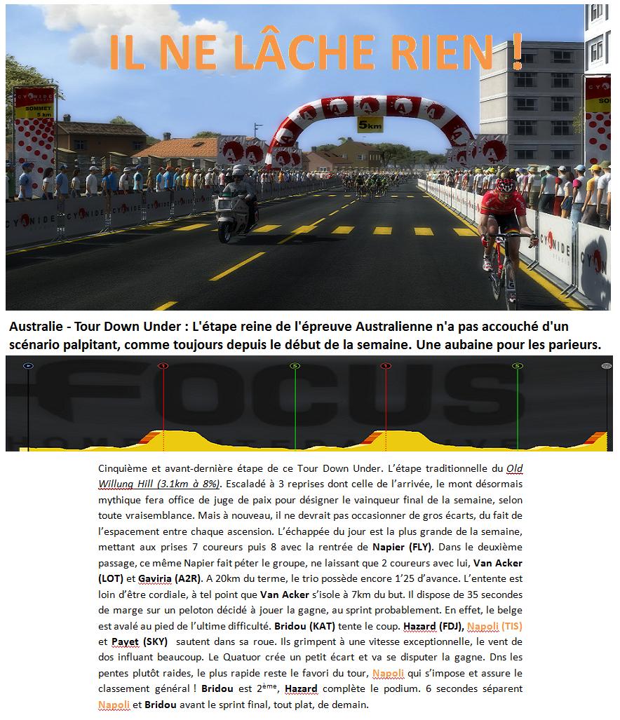 Quatuor UCI - Annonce 211423TDUE5