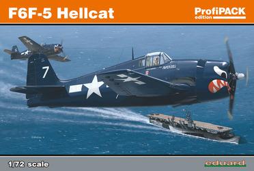 Grumman F6F-5 Hellcat - Eduard - 1/72 211501GrummanF6FHellcat001