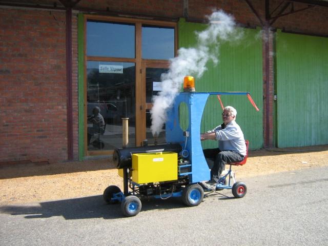 tracteur à vapeur sur chenilles de type Hornsby 211827IMG2888