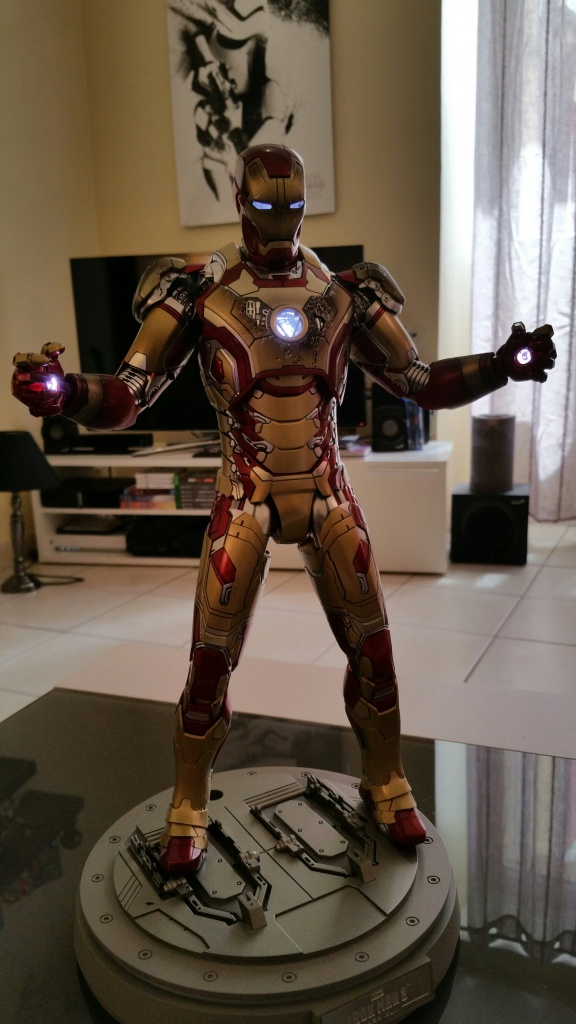 red360 : Thanos + Thor Infinity War Hot Toys - Page 25 212431201605121302421
