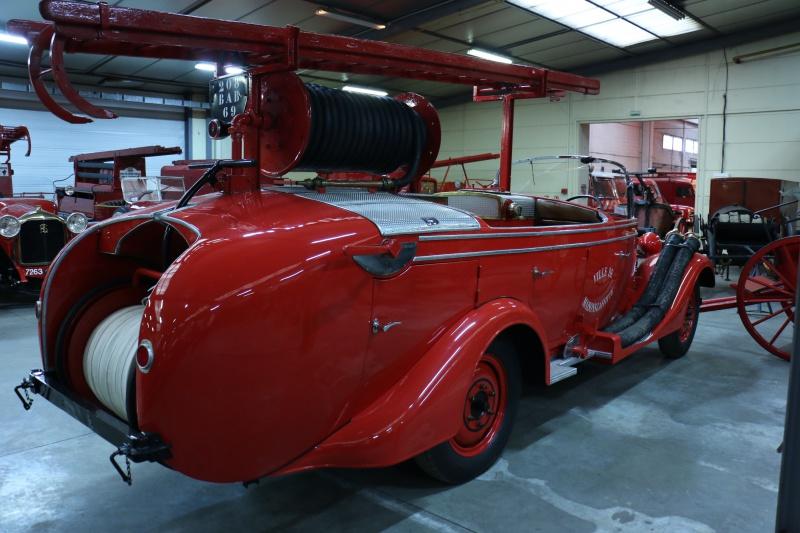 Des camions à gogo....Musée des sapeurs pompiers de Lyon 212799IMG6562