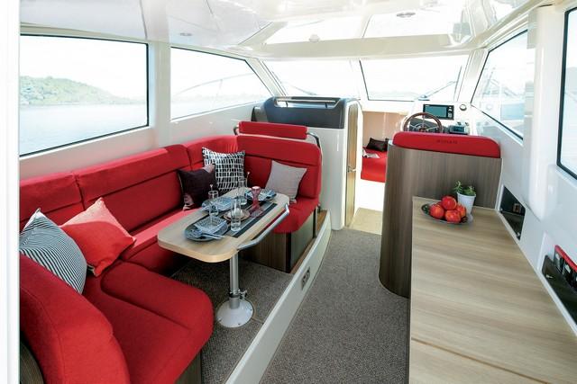 Toyota lance un nouveau bateau de plaisance, le Ponam-31 213783201410100105