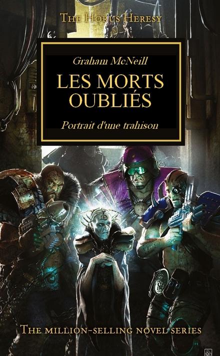 L'Hérésie d'Horus : l'accélération des sorties en français jusqu'à fin 2012 213783Lesmortsoublis440