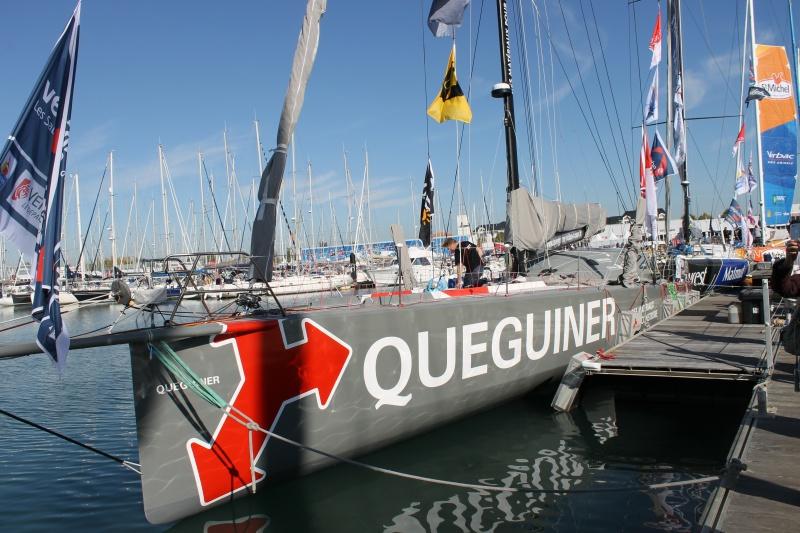 Visite du village et du ponton du Vendée Globe le 25/10/16 214475IMG4518