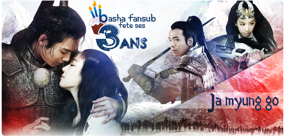 Basha-Fansub, Passionnés des Dramas