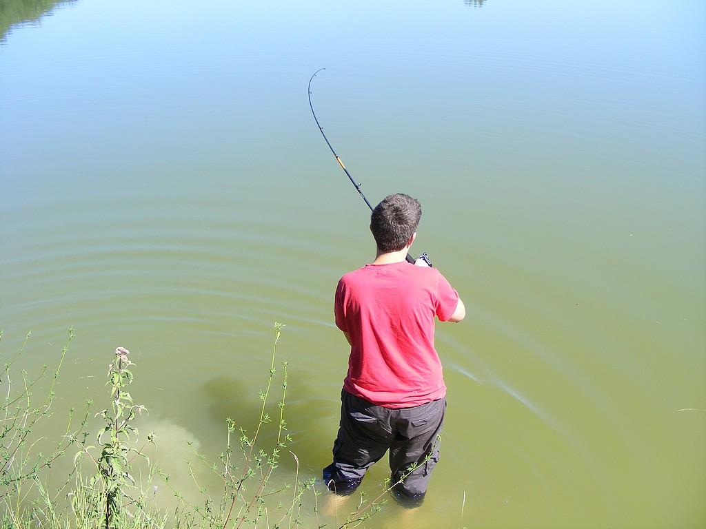 Petit lac d'agriculteur I 215340685