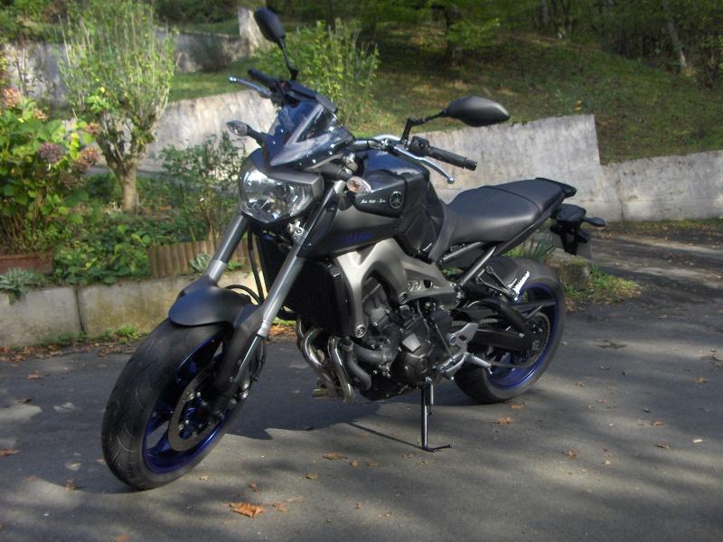 Photos de toutes les Yamaha MT-09 du forum ! :) 215688Yer24