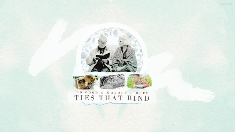 ⊹ TIES THAT BIND