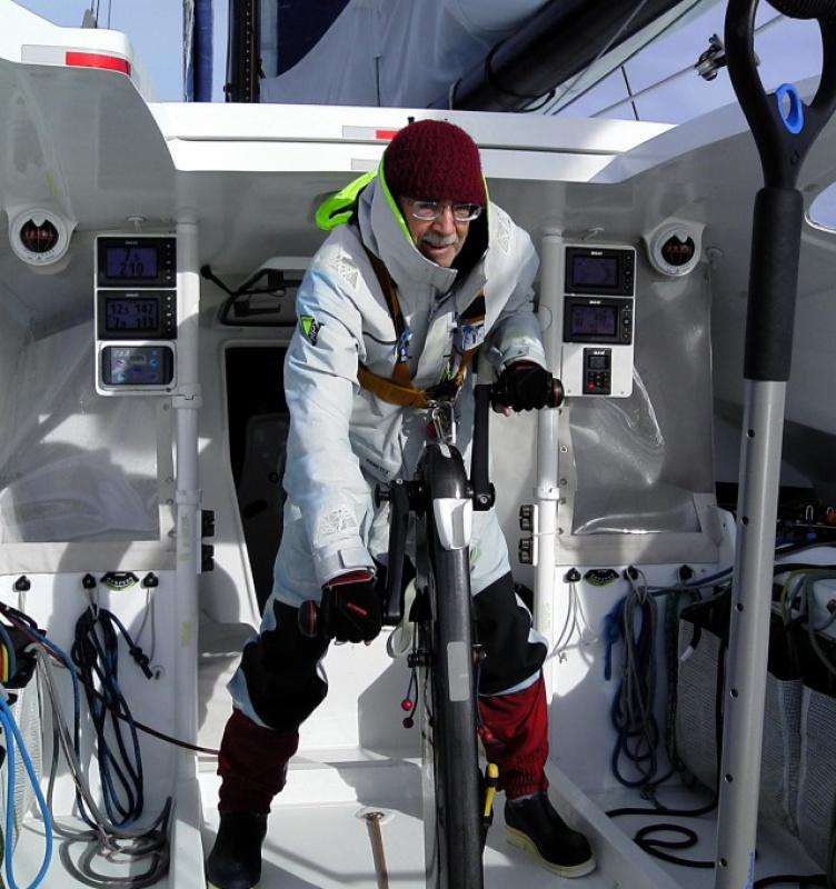 L'Everest des Mers le Vendée Globe 2016 216501RichWILSON