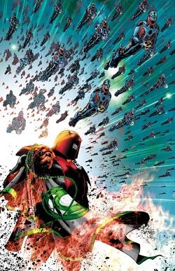 Red Lantern War : Le jugement [ Libre ] 217373redlanterns16cover1teaser