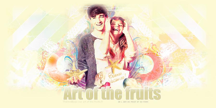 Les thèmes de Art of the fruits. 218025banniret