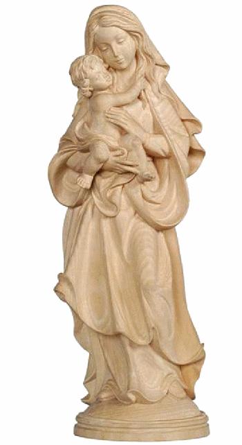 Alcôve de la Vierge a l'enfant 218025vierge