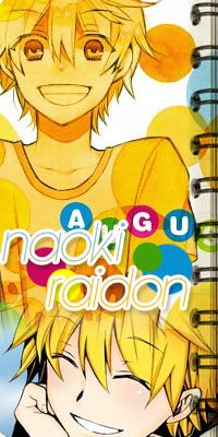 Naoki Raidon