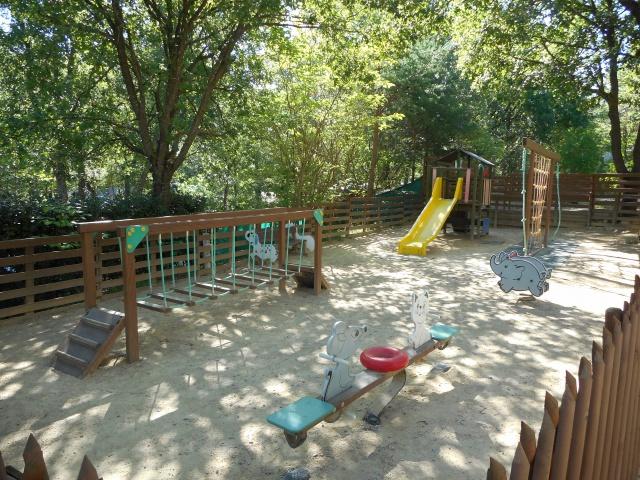 Camping le Vieux Chêne à Bauduen Lac St Croix 218592DSCN0138