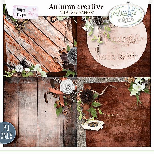 Collection Autumn creative de Xuxper Designs + Promo 218597179