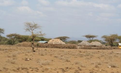 Tribu Masaï du Sud