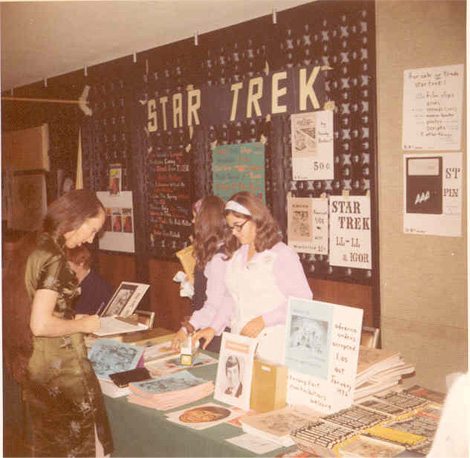 Le Cosplay Star Trek autrefois... 21886611011971