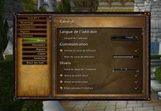 Guide sur l'addon TotalRoleplay: TRP 2 & 3 219513paramtres