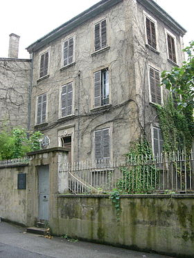 21 juin : Arrestation de Jean Moulin 220051280pxMaisondudocteurDugoujon
