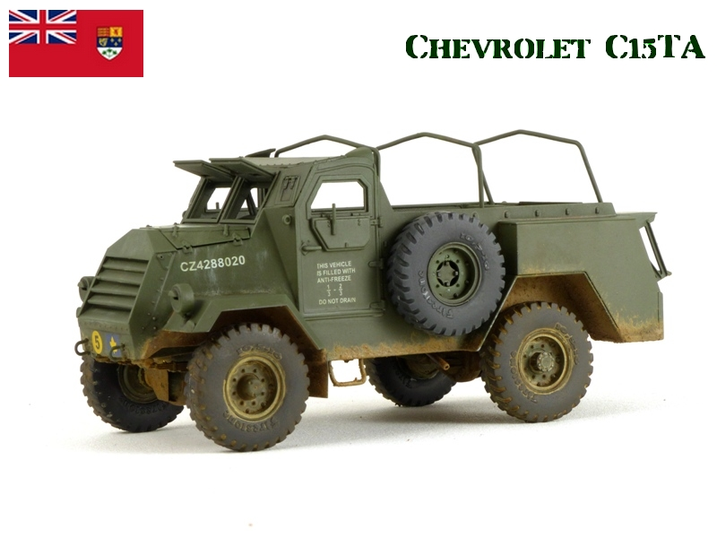 CHEVROLET C15TA - Normandie 44 - IBG 1/35 220608P1040557