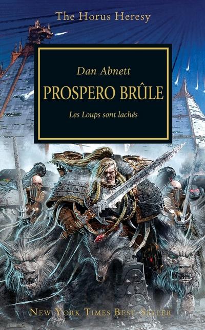 L'Hérésie d'Horus en français (Black Library France) 220710frprospero