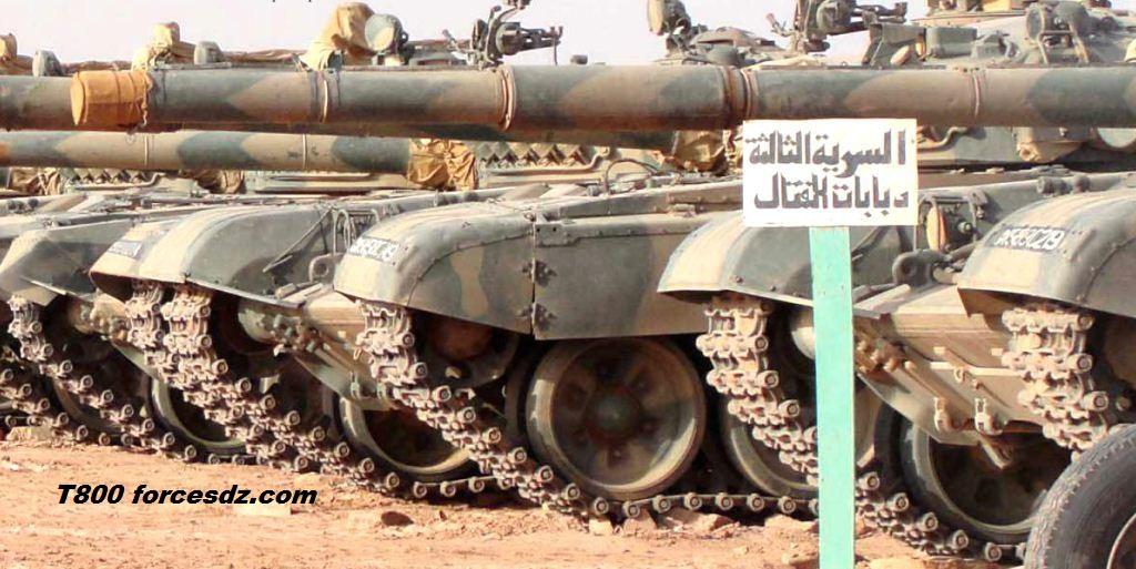 صور دبابات قتال رئيسية الجزائرية T-72M/M1/B/BK/AG/S ] Main Battle Tank Algerian ]   22074247a