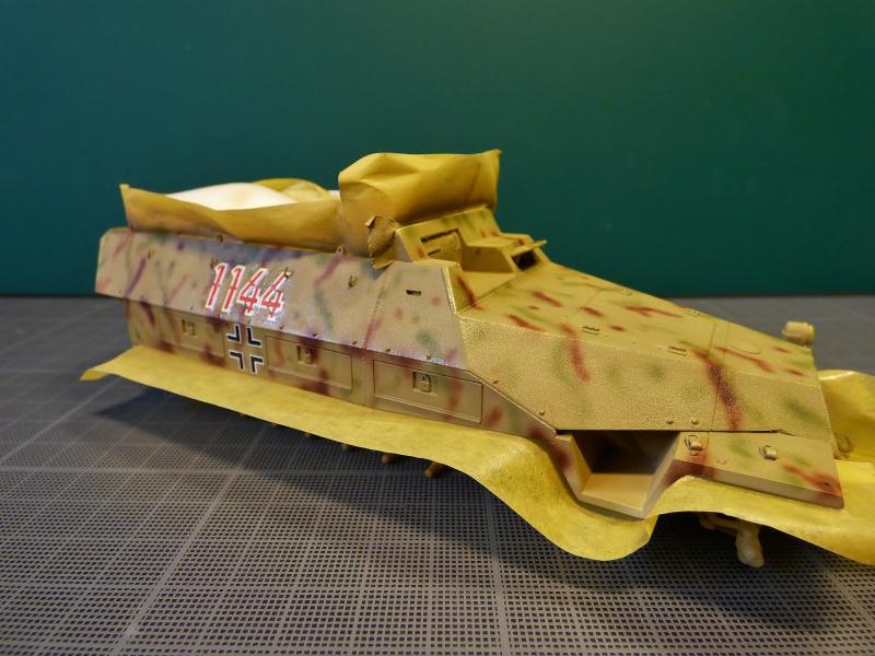 sdkfz - SdkFz 251 / 9  Tamiya / AFV 220886P1060619Copier