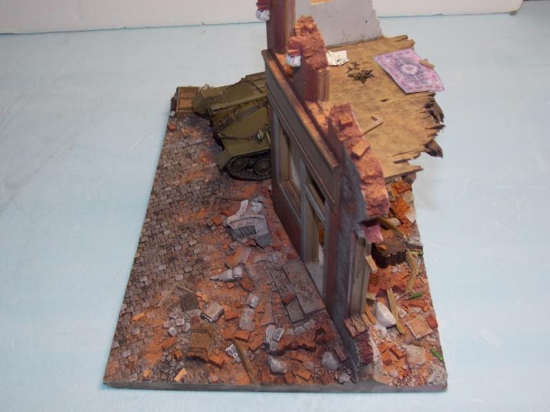 SU 76 M Tamiya et ruine Verlinden 1/35 - Page 5 222018DSCN4394
