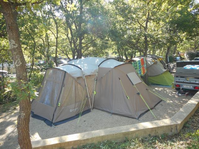 Camping le Vieux Chêne à Bauduen Lac St Croix 222019DSCN0139