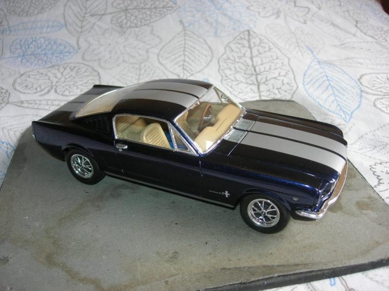 "Mustang Fastback""65 Revell. - Page 2 222234DSCN0096"