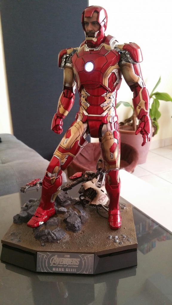red360 : Thanos + Thor Infinity War Hot Toys - Page 25 222708201605151241581