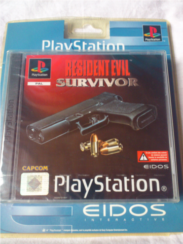 Resident evil 2 et 3 sous blister 75€ arnaque ? 22275071gg
