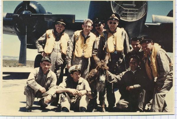 Pilote de Corsaire de la 12F en Algérie 2233456890478