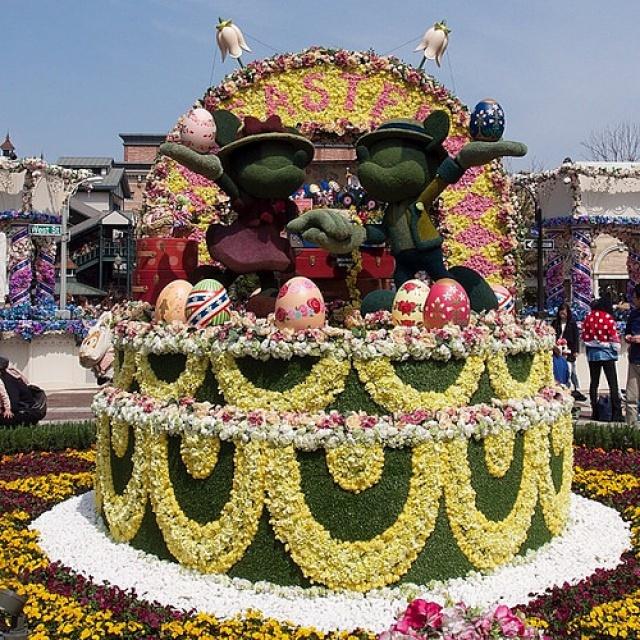 [Tokyo Disneyland] Nouvelle parade : Hippiti-Hoppiti Spring Time (du 2 avril au 23 juin 2014) 223747tds12