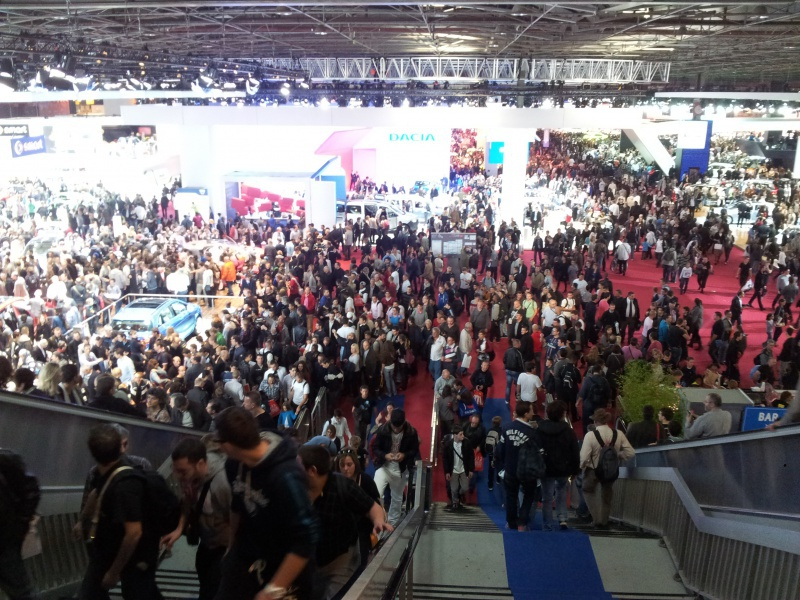 Salon de l'auto Paris 2012 22401120121007114412
