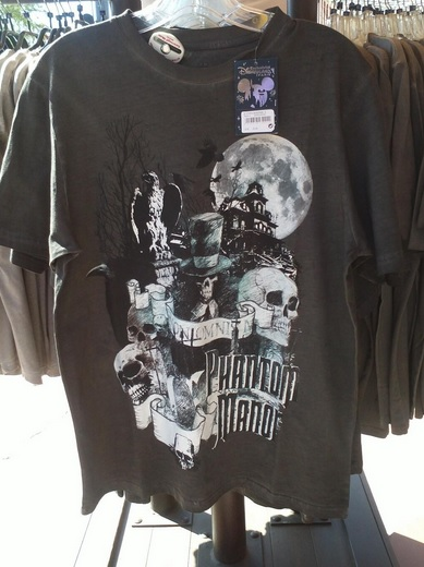 Merchandising de Phantom Manor à Disneyland Paris - Page 6 224292pmtshirt
