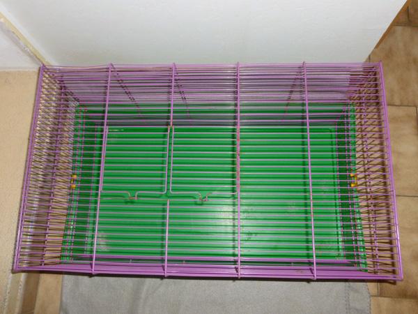 [VEND] Cage zolux bicolore dept 77 224304cage2