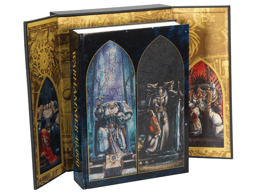 Le Livre de Règles de Warhammer 40,000 - V6 (en précommande) - Sujet locké 225115W40KCollector4